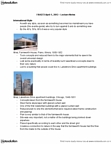 FAH101H1 Lecture Notes - Pier Luigi Nervi, Notre Dame Du Haut, Headquarters Of The United Nations