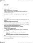 CRM 316 Lecture Notes - United Nations Office On Drugs And Crime, Restorative Justice, Thesis Statement