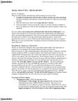 DRM100Y1 Lecture Notes - Bertolt Brecht, Communist Party Usa, Mahagonny-Songspiel