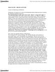 DRM100Y1 Lecture Notes - Hamburg Dramaturgy, Gotthold Ephraim Lessing, Form Criticism