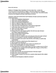 Sociology 2259 Study Guide - Midterm Guide: Urban Legend, Scientific Method, Physiognomy