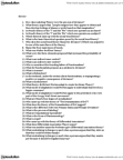 Sociology 2259 Study Guide - Midterm Guide: Differential Association, Travis Hirschi, Labeling Theory