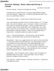 POLC66H3 - Lecture 1-