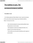 CMNS 1115 Lecture Notes - Trait Theory, Social Judgment Theory