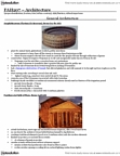 FAH207H1 Study Guide - Final Guide: Ancient Roman Architecture, Roman Forum, Parian Marble