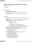 BUSI 1020U Chapter Notes -Sans-Serif, Times New Roman, Clip Art