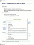 BUSI 1020U Chapter Notes -Signature Block