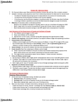 EC140 Lecture Notes - Open Market Operation, United States Treasury Security, Overnight Rate