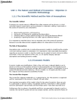 ECON 1B03 Chapter Notes - Chapter 2: Capital Good, Environmental Quality, Audio Commentary