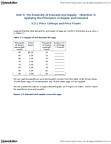 ECON 1B03 Lecture Notes - Economic Equilibrium, Price Ceiling, Price Floor