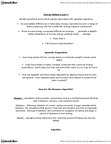 PEDS334 Lecture Notes - White Adipose Tissue, Anorectic, Orexigenic