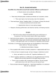 PEDS303 Lecture Notes - Daniel Kahneman, Stun Grenade