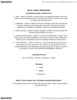 PAC131 Lecture Notes - Problem Solving, Polskie Radio Program Iii, Focus 3