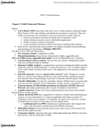 PSYC 3310 Study Guide - Final Guide: Antisocial Personality Disorder, Meta-Analysis, Suggestibility