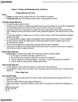 MGTA02H3 Lecture Notes - Fax, Inventory Control, Direct Market