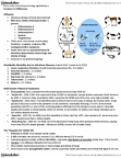 ANTC68H3 Lecture Notes - Disinfectant, Social Capital, Firstline