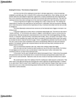GGR267H5 Chapter Notes -Cash Crop