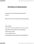 PSYC 1115 Lecture Notes - Hermann Ebbinghaus, Erasmus Darwin, Tabula Rasa