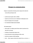 CMNS 1115 Lecture Notes - Marshall Mcluhan, Logical Form