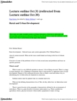 POL469H1 Lecture Notes - Knowledge Economy, Electronic Waste, Greenpeace