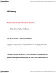 ECON 2210 Lecture Notes - Pareto Efficiency, Demand Curve