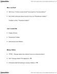CRIM 1125 Lecture Notes - Child Abduction, United States Attorney General