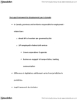 BUSM 1100 Lecture Notes - Human Rights Commission