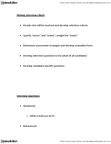 BUSM 1100 Lecture Notes - Background Check, Credit Score, Criminal Record