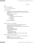 GMS 200 Lecture Notes - Work Unit, Critical Thinking, Southwest Airlines