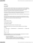 SOCA01H3 Lecture Notes - Heterosis, Incest Taboo, Common-Law Marriage