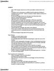 HIS389H1 Lecture Notes - World War I, Industrial Revolution, Diaspora Politics