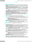 ANTHROP 1AA3 Lecture Notes - Red, Social Stratification, Manumission