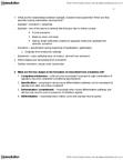 BIOL302 Study Guide - Neurulation, Neural Groove, Neural Plate