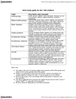 ANT208H1 Study Guide - Midterm Guide: Evolutionary Anthropology, Medical Anthropology, Evolutionary Medicine