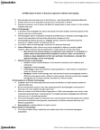 ANT208H1 Lecture Notes - Franz Boas, World Health Organization, Medical Anthropology