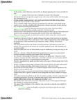 ANTHROP 1AA3 Lecture Notes - Gender Equality, Gender Inequality, Patrilocal Residence
