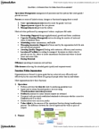 GMS 401 Chapter Notes - Chapter 1: Operations Management, Manufacturing Engineering, Quality Assurance