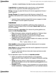 GMS 401 Chapter Notes - Chapter 2: Operations Management, Job Shop, Statistical Process Control