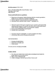 TRN125Y1 Lecture Notes - Lecture 5: Posttraumatic Stress Disorder, Occupational Safety And Health, Informed Consent