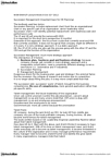 WDW101Y1 Lecture Notes - Jack Welch, Performance Appraisal, Succession Planning