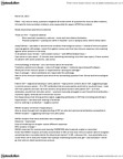 IMM250H1 Lecture Notes - Autoimmune Disease, Teratoma, Autoantibody