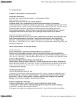 MGY299Y1 Lecture Notes - Fanconi Anemia, Candidate Gene, Mitomycins