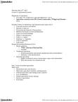 GGR107H1 Lecture Notes - Land Tenure, Crop Diversity, Intensive Farming