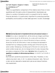 BUS 100 Study Guide - Lemonade, Current Liability, Thrice