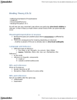 LIN232H1 Study Guide - Midterm Guide: Binding Domain, Complementizer, Folk Dance