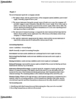 ACCT 2220 Study Guide - Final Guide: Cash Flow Statement, Cash Cash, Retained Earnings