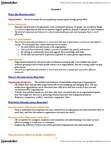 BUS 2090 Chapter Notes - Chapter 1: Human Relations Movement, Organizational Behavior, Hawthorne Effect