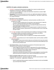 BUS 2090 Chapter 3 Notes