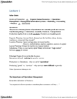 MGTA02H3 Chapter Notes - Chapter 1: Coffee Time, Operations Management, Air Canada