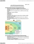 LIFESCI 2H03 Lecture Notes - Geobacter, Bioremediation, Microorganism